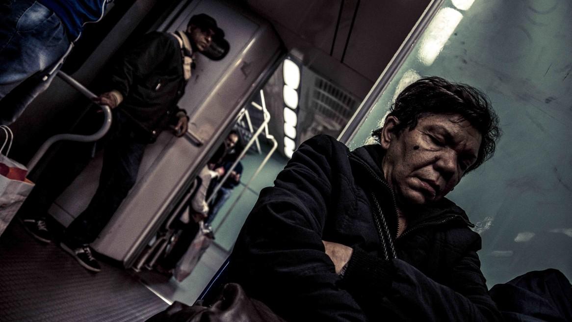 Dormire in metro #51