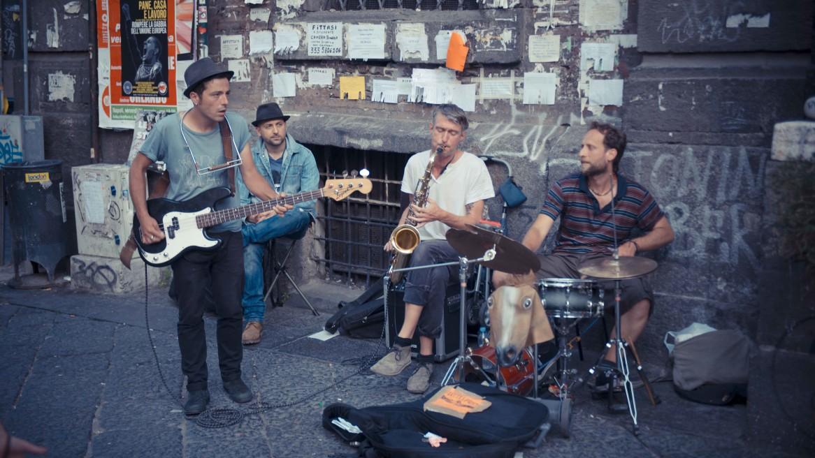 La band in strada #63
