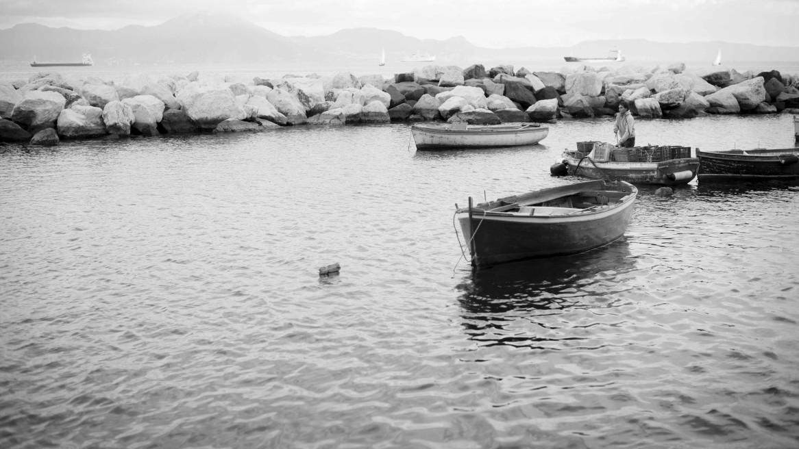 Pescatori a Napoli #250