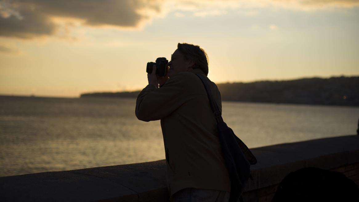 Il fotografo in controluce #254