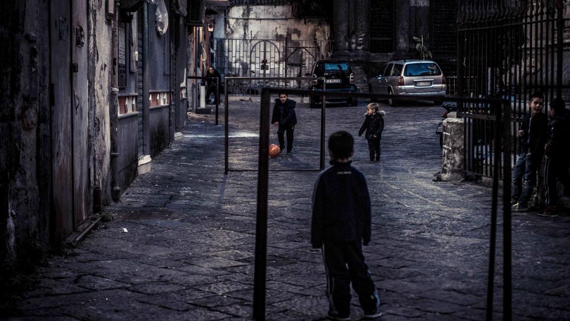 Il calcio di strada #261