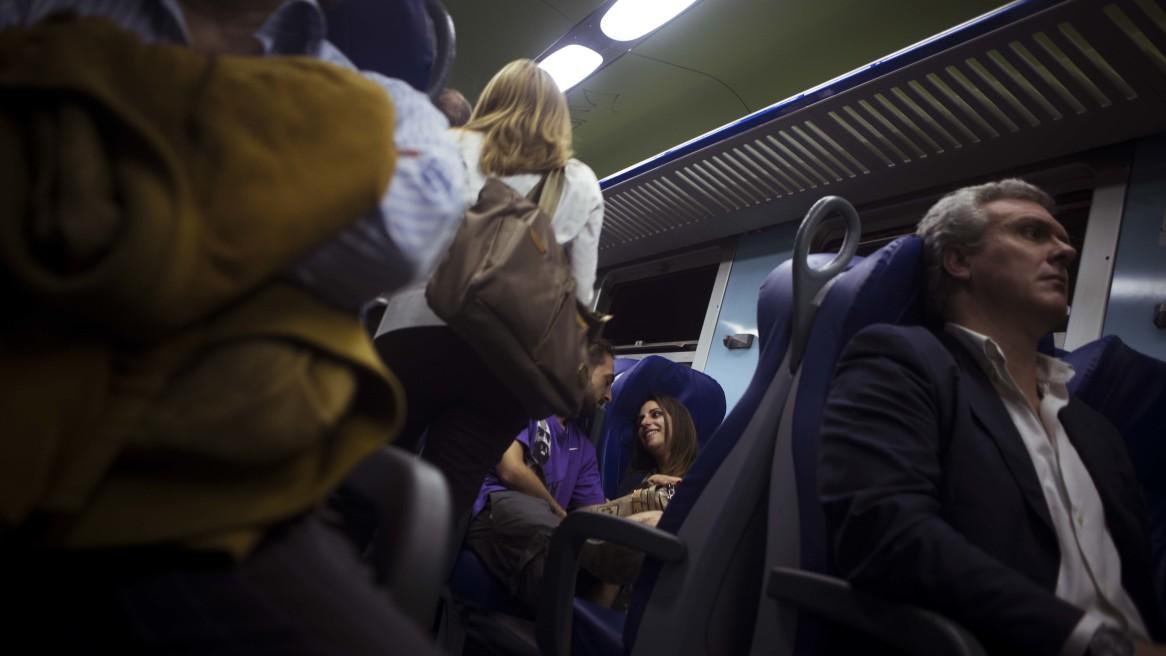 Sorrisi in metro #288
