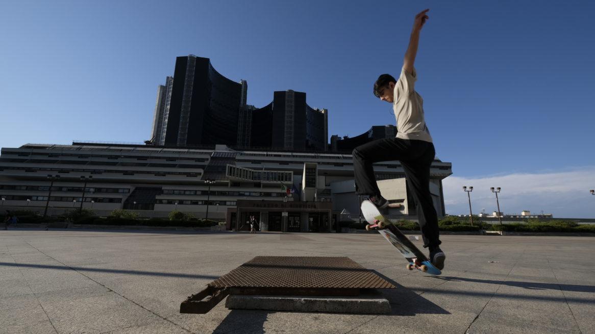 Giustizia e skate #485