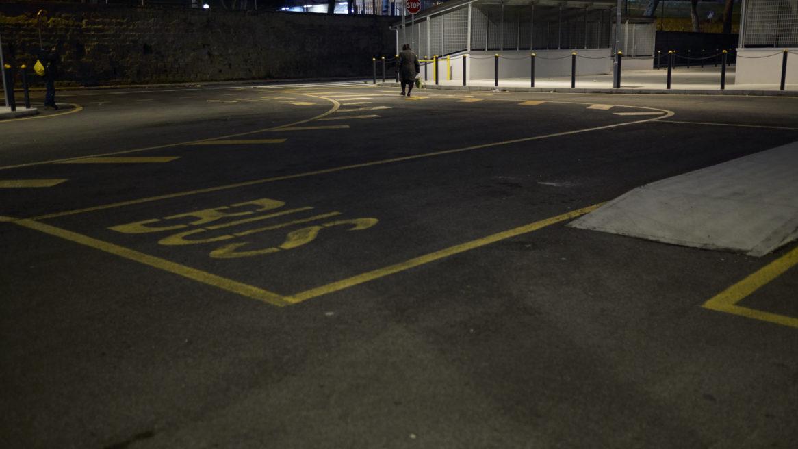 Bus stop #519
