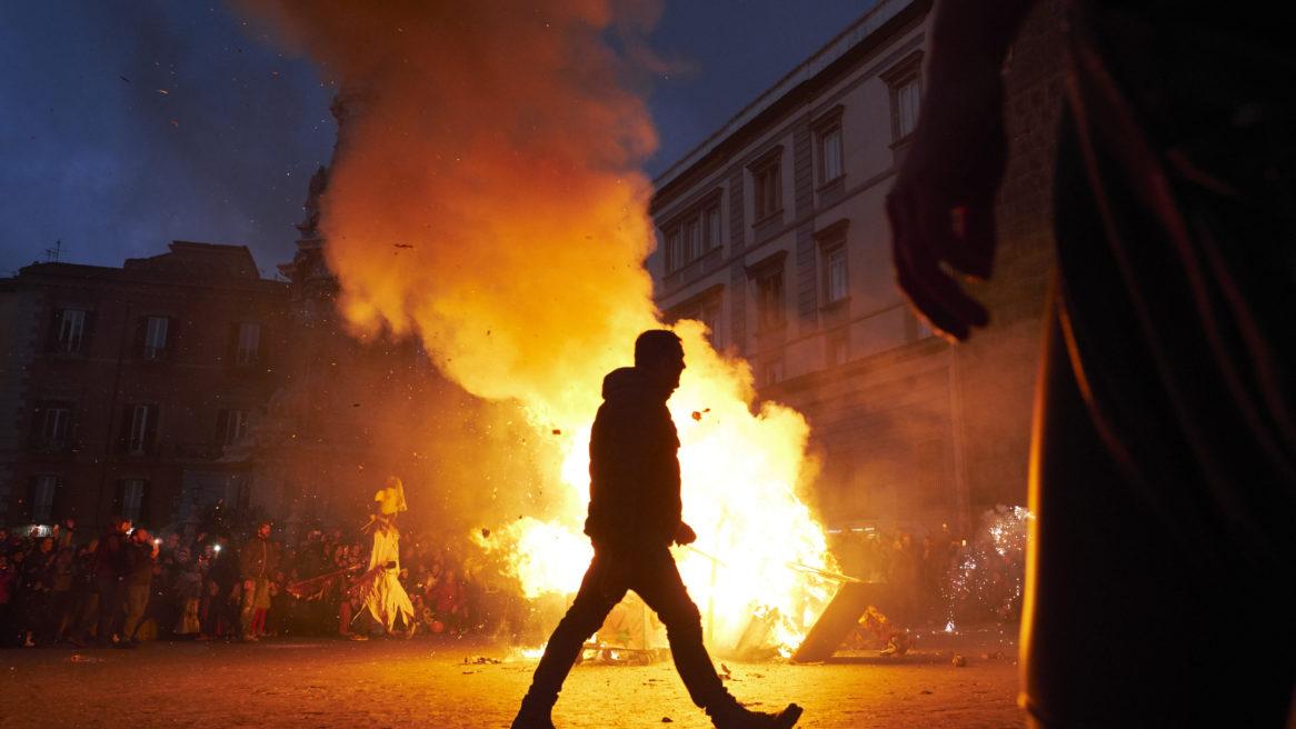 La morte del Carnevale #540