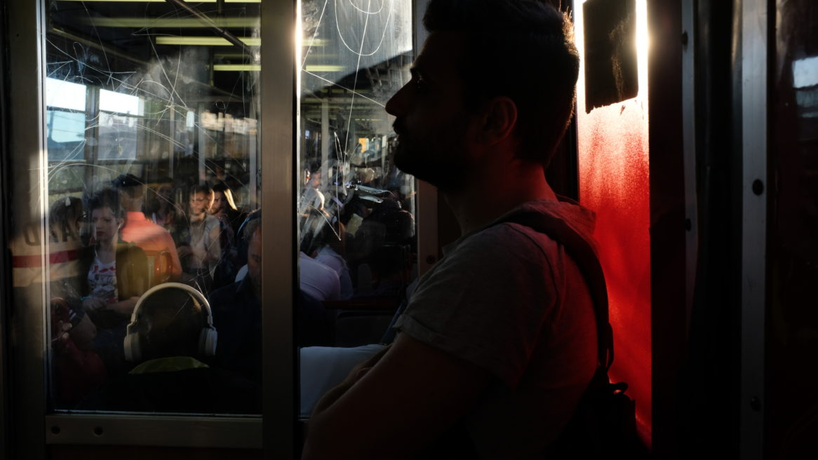 La vita del pendolare #601