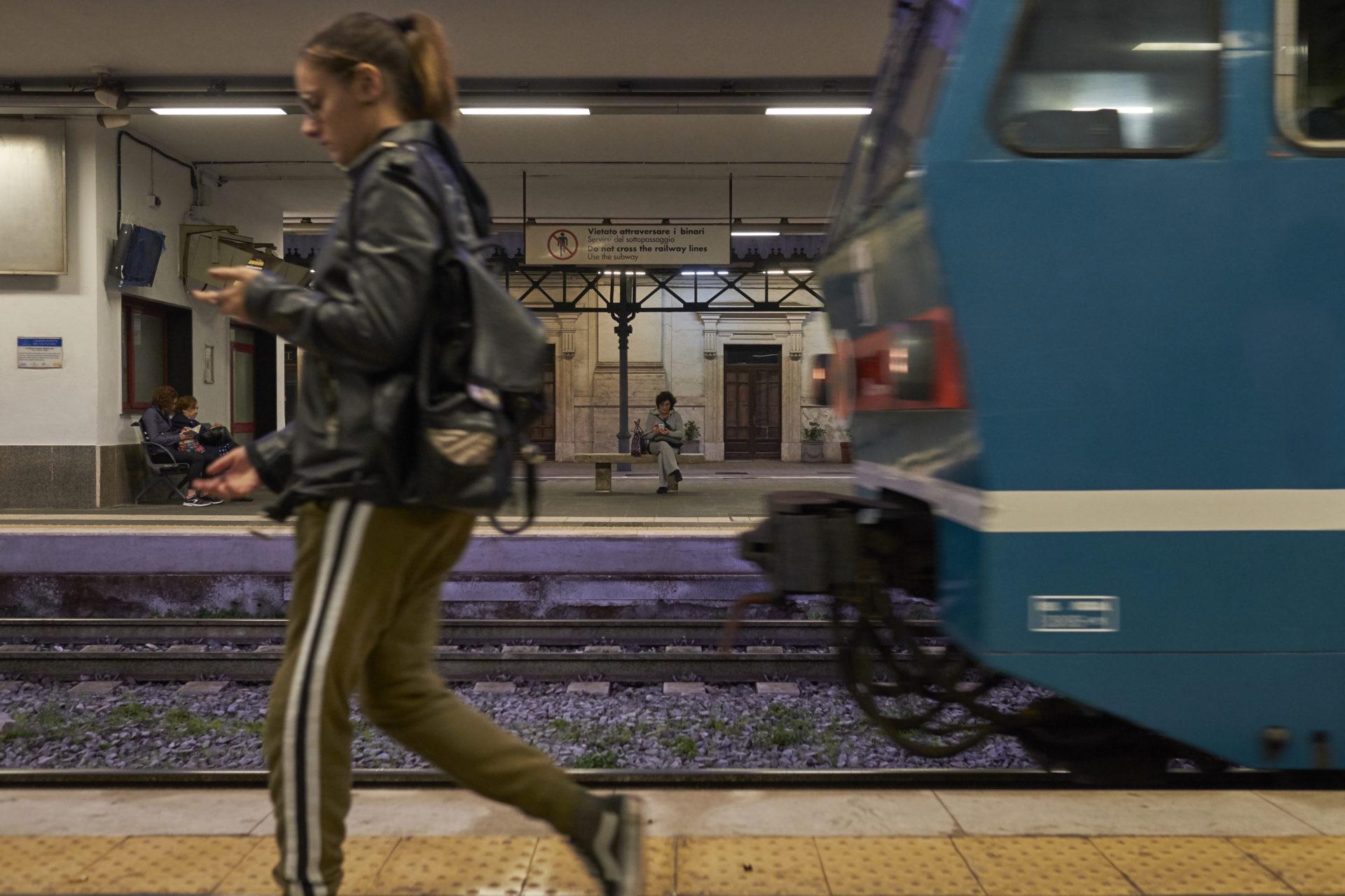 Il treno non passa una sola volta #659