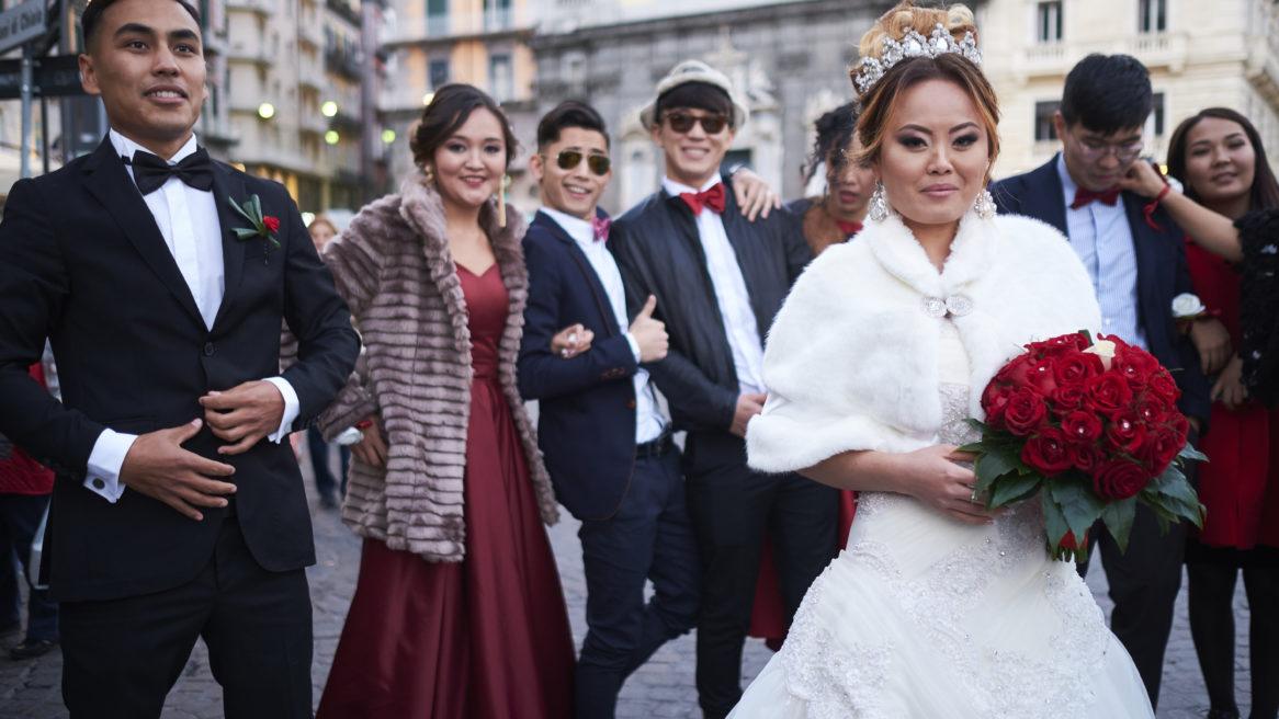 Matrimonio napoletano #666