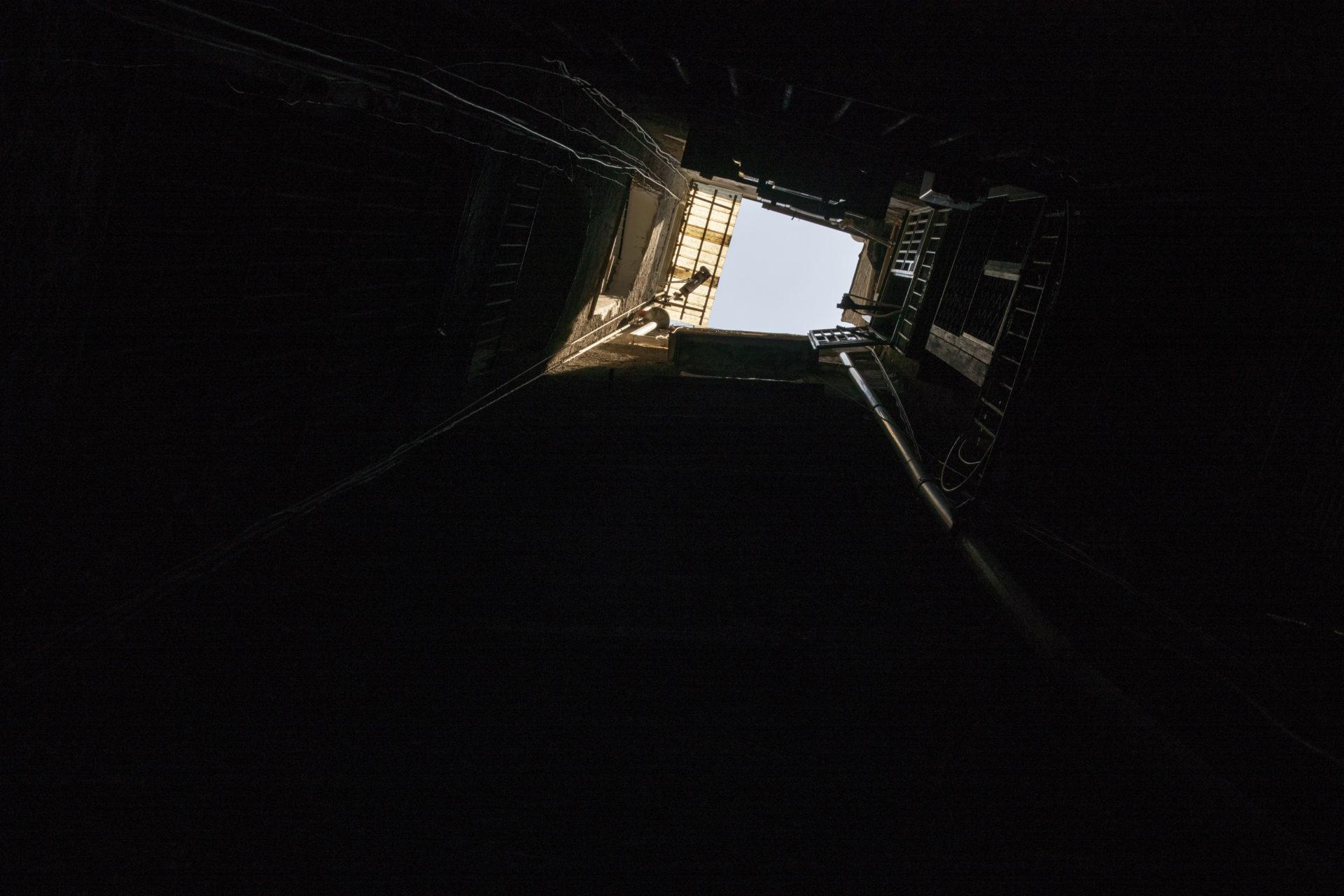 La luce in fondo al tunnel #706