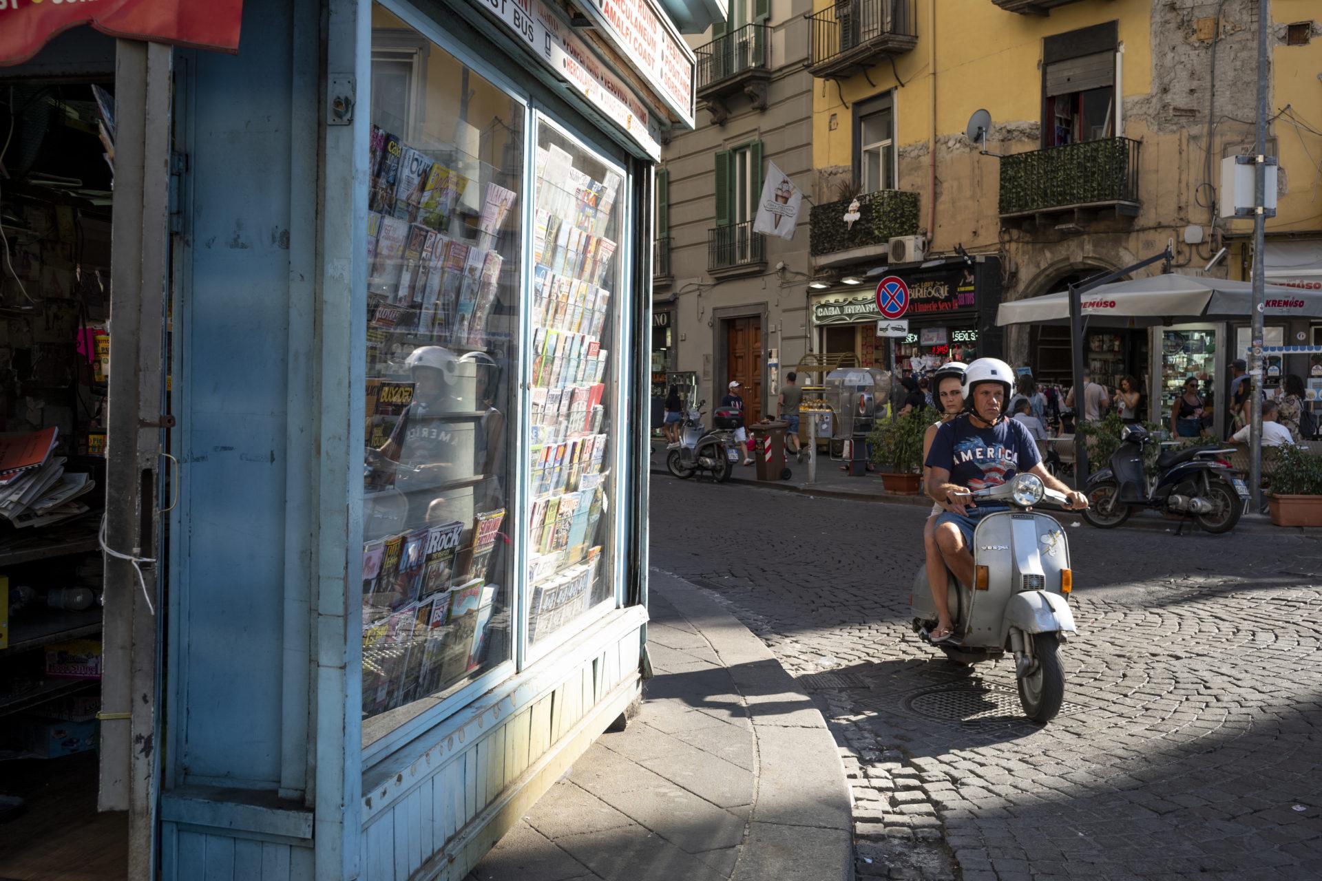 Da Napoli fino in America #763
